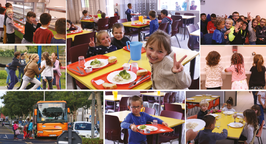 groupe scolaire luisant
